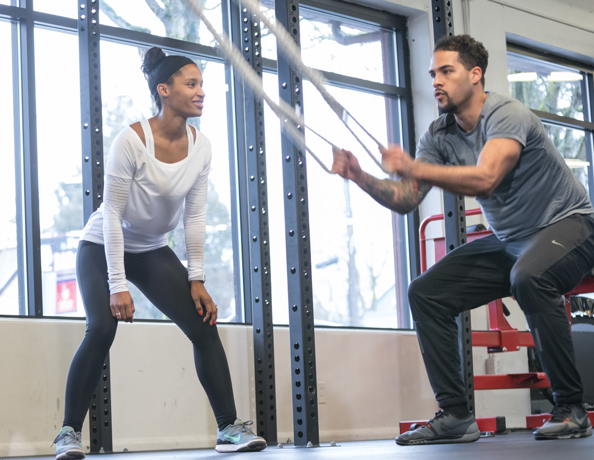 Meet Your Coach: Find Your Trainer: New York City Personal Trainers