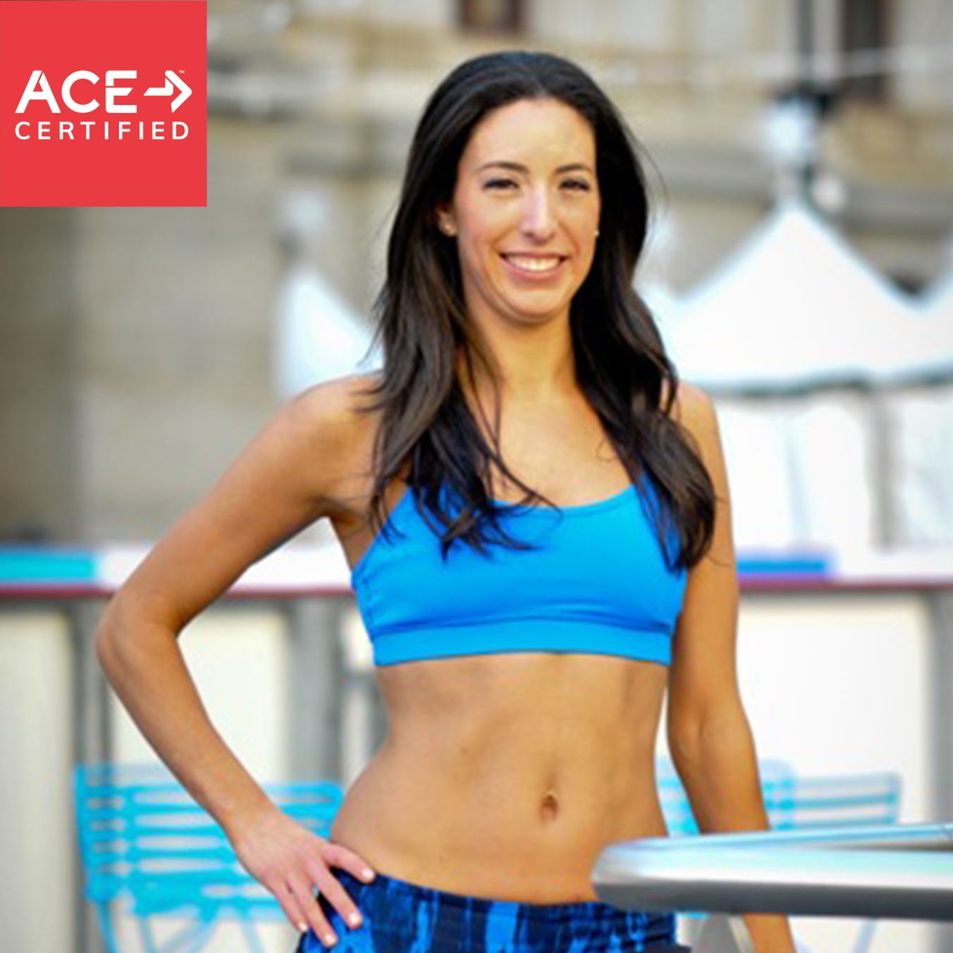 robin ace certified personal trainer