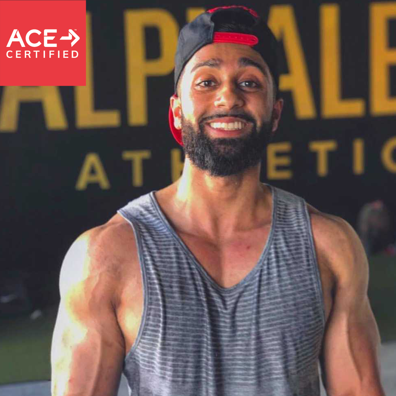 sameer ace certified personal trainer